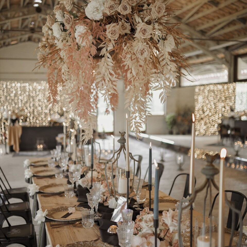 Industrial Wedding Tuscany